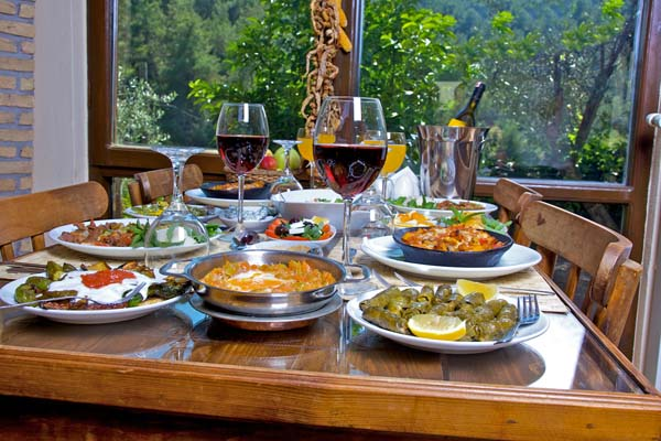 Meals Are Prepared Using Only Local Organic Produce Much Of It Grown In The Hotel S Own Gardens Fish Meat And Poultry Fresh From Fields Or